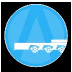 Heavy Lift Specialist Transport logo
