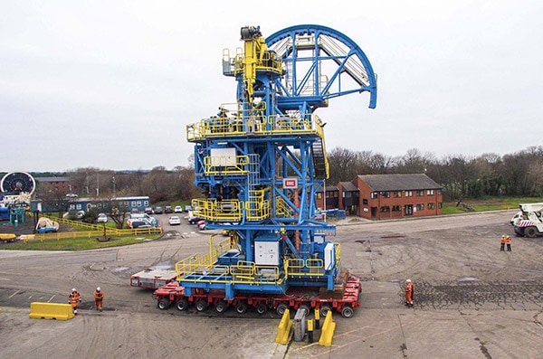 Oil & Gas transport and installation solutions