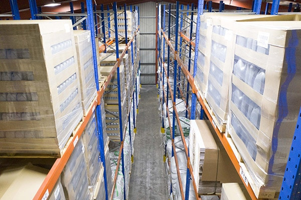 60,000sqft of fully insulated warehouse
