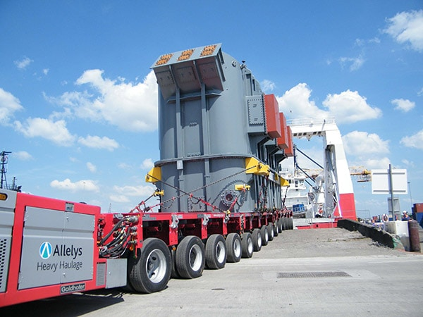 Shipping, barging and transport for ports and shipyards