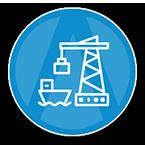 Ports and Shipyards logo