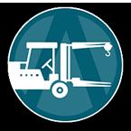 Specialist equipment logo