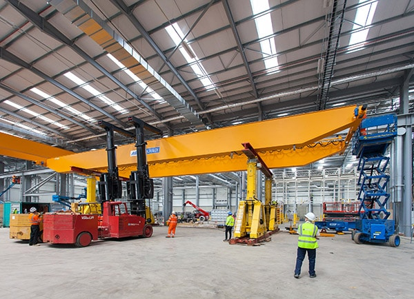 Specialist equipment hire with fully skilled operators
