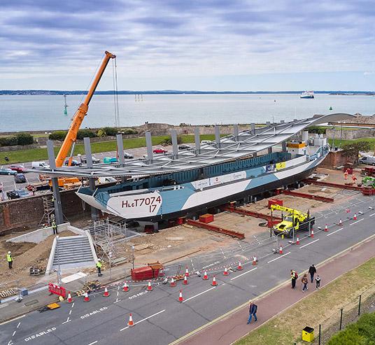Allelys landing craft project