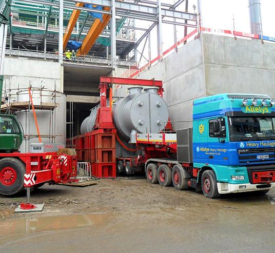 Heavy lift engineering